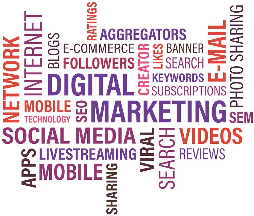 услуг по организации и управлению маркетингом